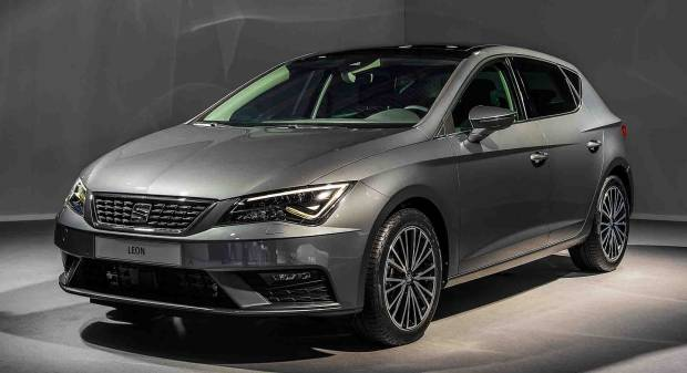 Seat Leon restyling (2016)