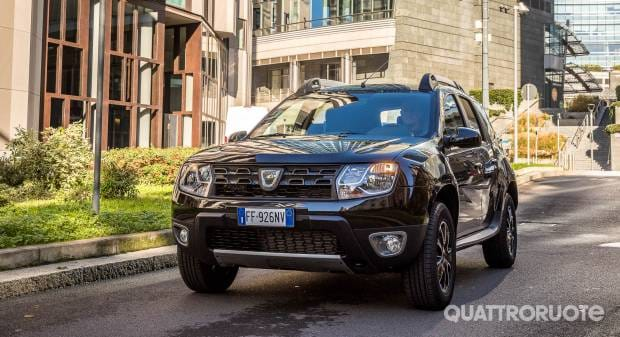 Dacia Duster Black Shadow (2016)