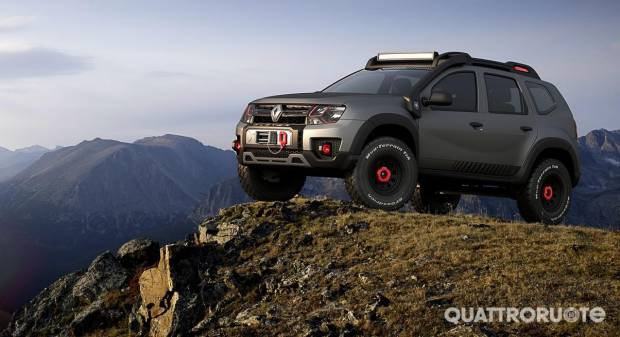 Renault Duster Extreme Concept (2016)