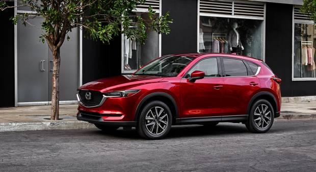 Mazda CX-5 (2016)