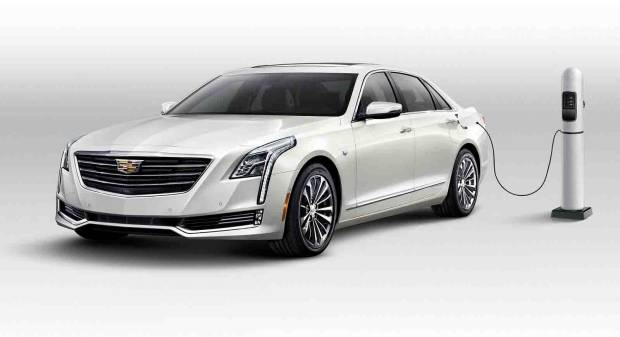 Cadillac CT6 Plug-in Hybrid (2016)