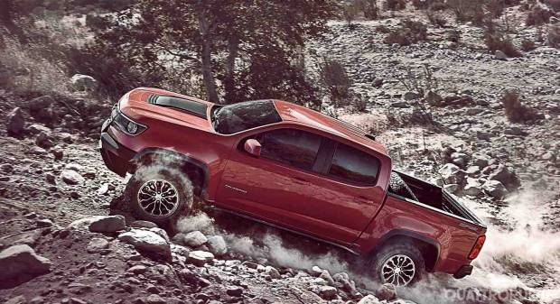Chevrolet Colorado ZR2 (2016)