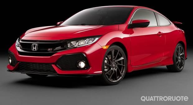 Honda Civic Si Concept (2016)