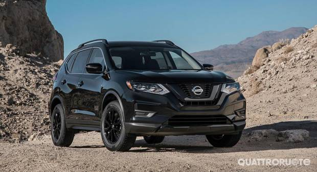 Nissan Rogue One Star Wars Limited Edition (2016)