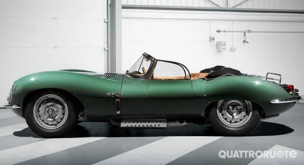 Jaguar XKSS 57 (2016)