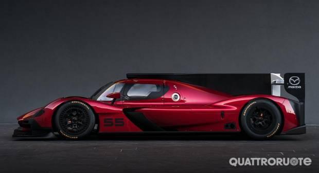 Mazda RT24-P Racer (2016)