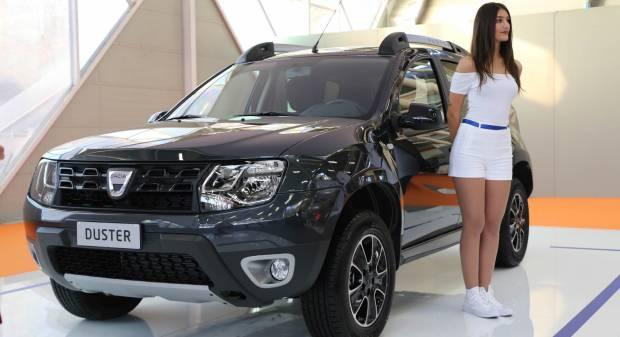 Dacia al Motor Show 2016 - FOTO LIVE