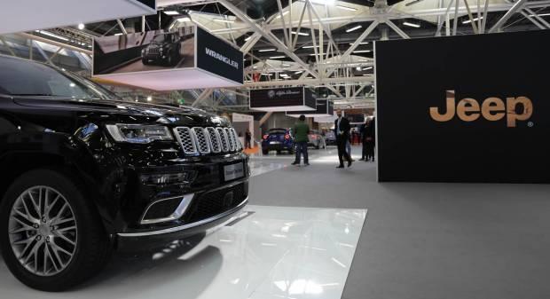 Jeep al motor Show 2016 - FOTO LIVE