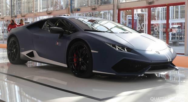 Lamborghini al Motor Show 2016 - FOTO LIVE