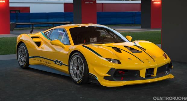 Ferrari 488 Challenge (2016)