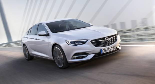 Opel Insignia Grand Sport (2016)