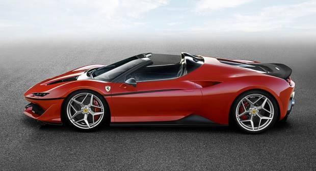 Ferrari J50 (2016)