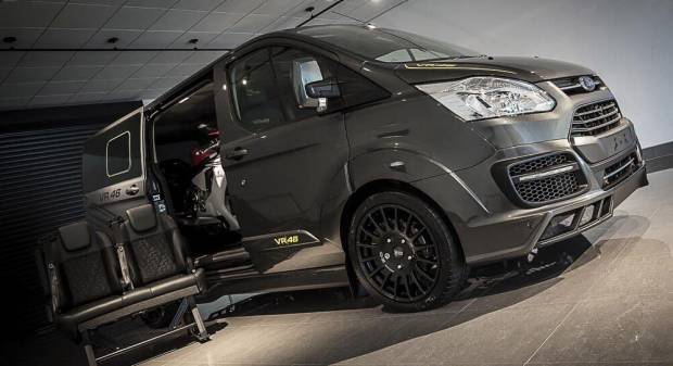 Ford Transit VR|46 Limited Edition (2016)