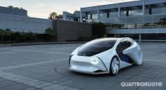 Toyota Concept-I (2017)