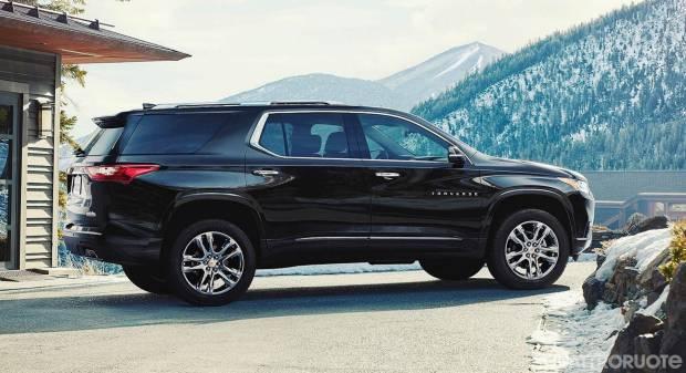Chevrolet Traverse (2018)