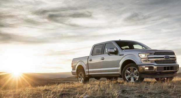 Ford F-150 (2017)