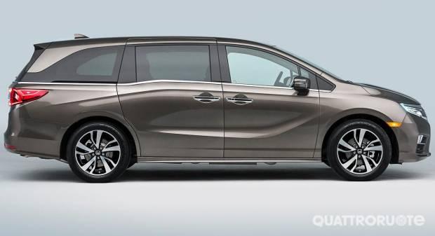 Honda Odyssey (2017)