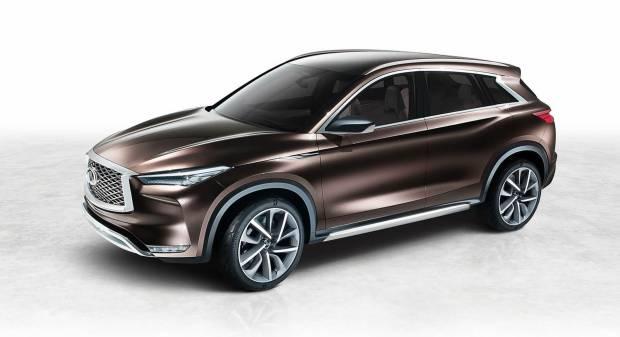 Infiniti QX50 Concept (2016)