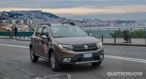 Dacia Sandero Stepway (2017)