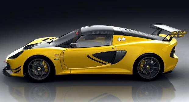 Lotus Exige Race 380 (2017)