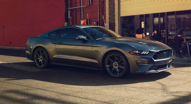 Ford Mustang GT (2017)