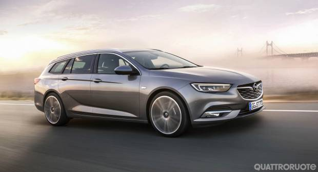 Opel Insignia Sports Tourer (2017)
