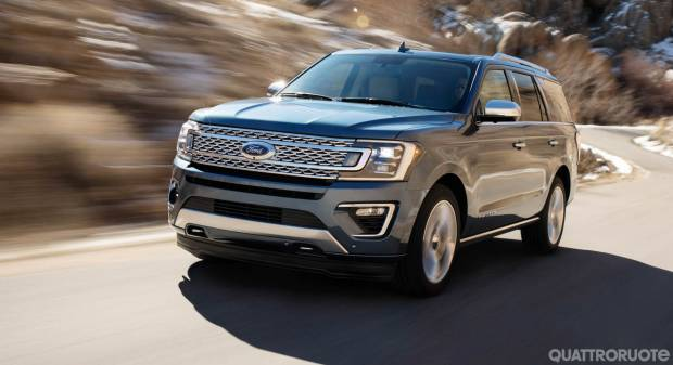 Ford Expedition (2017)