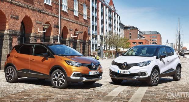 Renault Captur (2017)