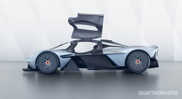 Aston Martin Valkyrie (2017)