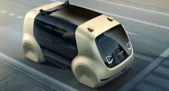 Volkswagen Sedric Concept (2017)