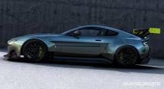 Aston Martin Vantage AMR Pro (2017)