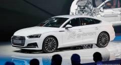 Audi A5 Sportback g-tron (2017) - FOTO LIVE