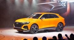 Audi Q8 Sport Concept (2017) - FOTO LIVE