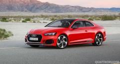 Audi RS5 Coupé (2017)