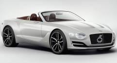 Bentley EXP 12 Speed 6e Concept (2017)