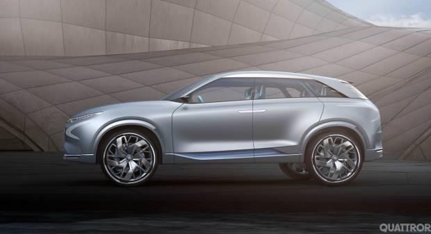 Hyundai FE Concept (2017)