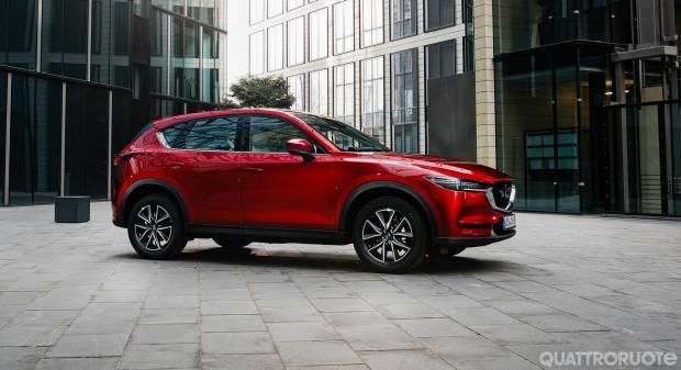 Mazda CX-5 EU (2017)