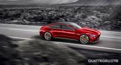 Mercedes-AMG GT Concept (2017)