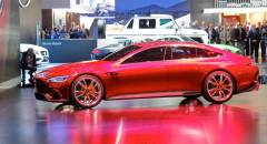 Mercedes AMG GT Concept (2017) - FOTO LIVE