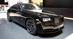 Rolls-Royce Wraith Black Badge (2017) - FOTO LIVE
