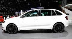 Skoda Rapid Spaceback (2017) - LIVE
