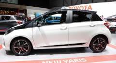 Toyota Yaris (2017) - FOTO LIVE