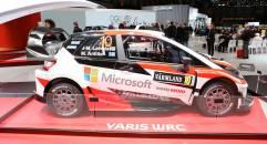 Toyota Yaris WRC (2017) - FOTO LIVE