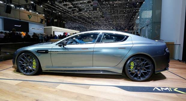 Aston Martin Rapide AMR (2017) - FOTO LIVE