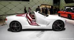 Bentley EXP 12 Speed 6e Concept (2017) - FOTO LIVE