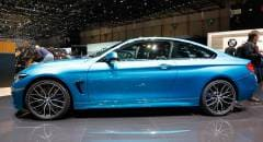 BMW Serie 4 Coupé (2017) - FOTO LIVE