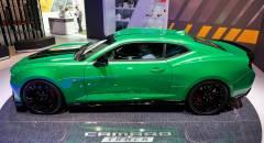 Chevrolet Camaro Track Concept (2017) - FOTO LIVE