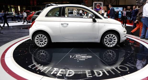 Foto e immagini in esclusiva delle ultime auto fiat for Fiat 500 karmasutra