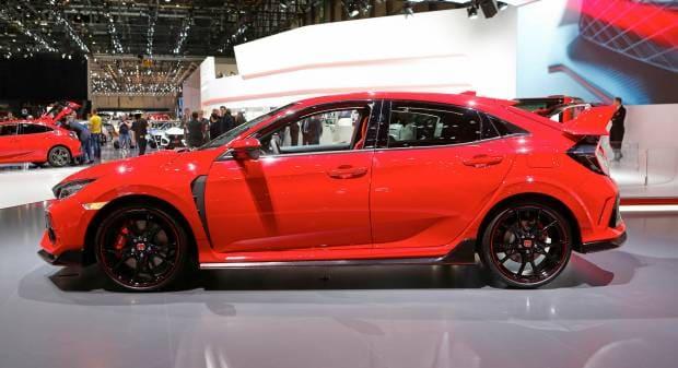 Honda Civic Type R (2017) - FOTO LIVE