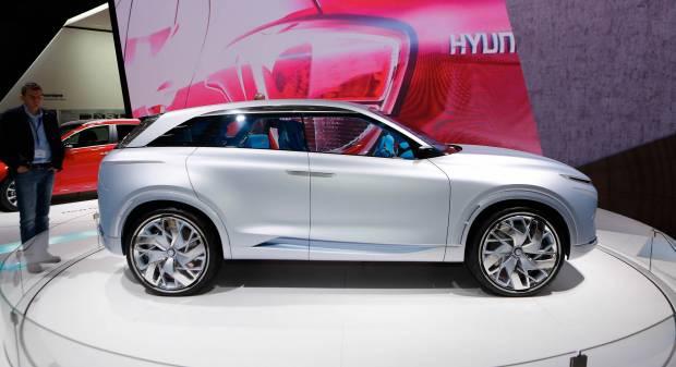 Hyundai Fe Concept (2017) - FOTO LIVE